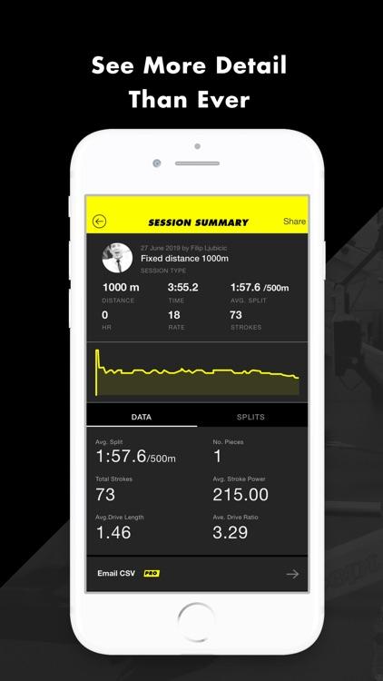 Float - The Indoor Rowing App screenshot-3