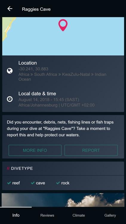 Divebase - Scuba Diving & more screenshot-3