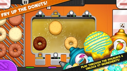 Papa's Donuteria To Go! screenshot 4