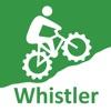 TrailMapps: Whistler - iPhoneアプリ