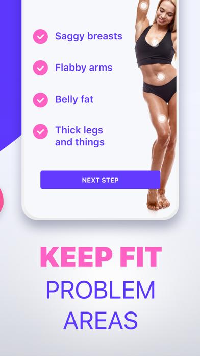 Workout 24 Weight loss fitness screenshot 2
