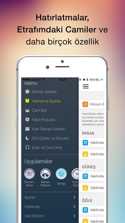 Namaz / Ezan Vakti screenshot-3