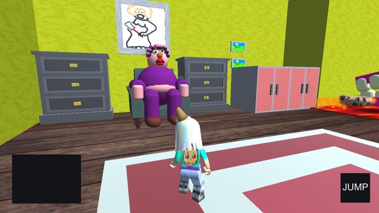 Escape Grandma Cookie Swirl M