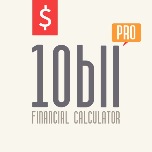 10bII Financial Calculator PRO