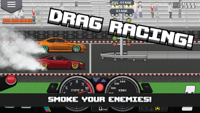 Pixel Car Racer App Reviews - User Reviews of Pixel Car Racer