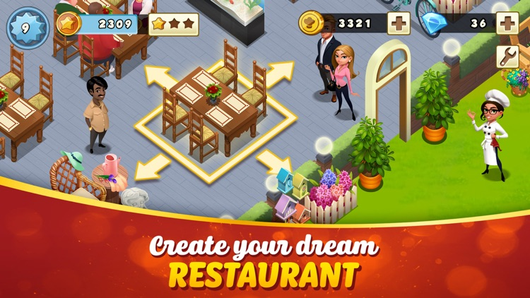 Tasty Town - The Cooking Game screenshot-3