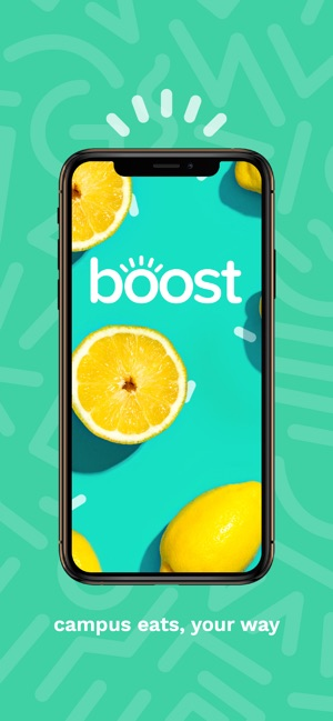 Boost: Mobile Food Ordering on the App Store