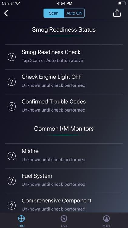 Dr.Driver OBD2 Pro Scan Tool screenshot-6