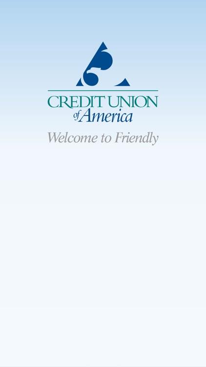Credit Union of America Mobile