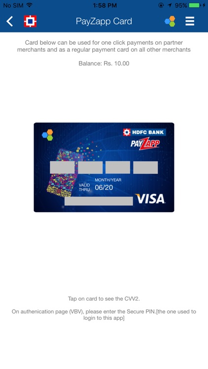 PayZapp - Recharge, Pay Bill screenshot-4