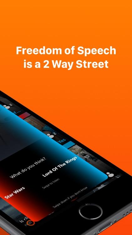 Omili – Live Audio Debate App screenshot-3