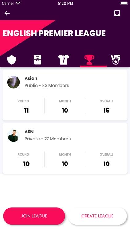 Stars Leagues screenshot-7
