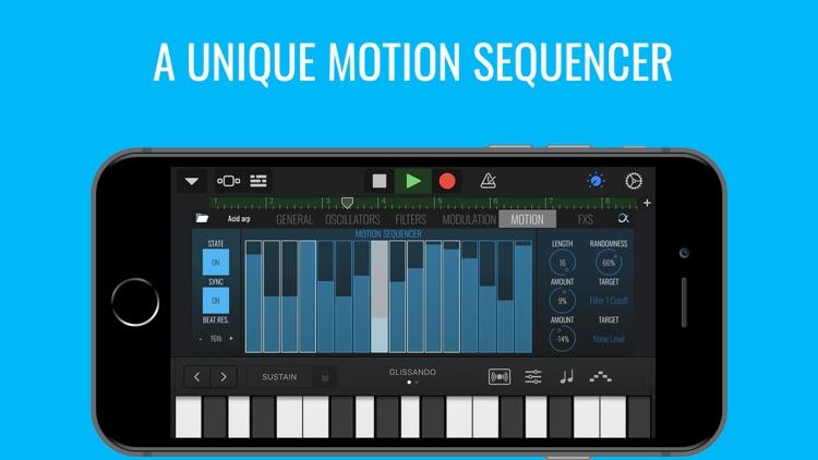 BLEASS Alpha Synthesizer screenshot-3