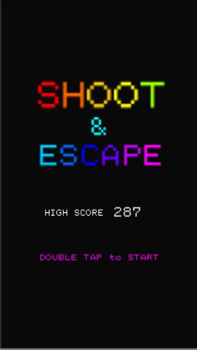 SHOOT & ESCAPE screenshot 1