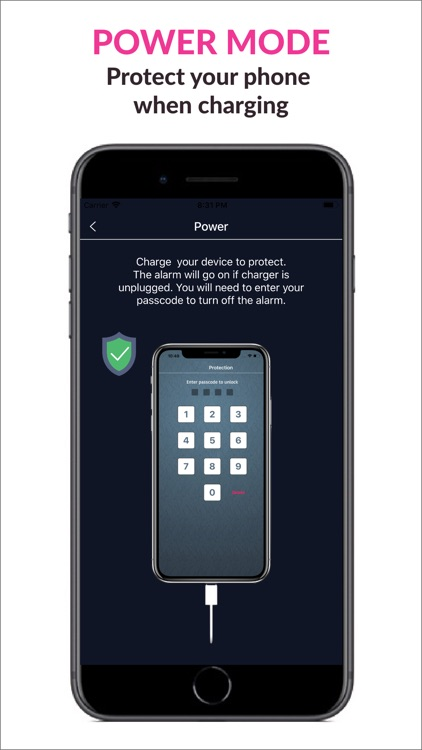 Phone Security iAntiTheft Plus screenshot-4