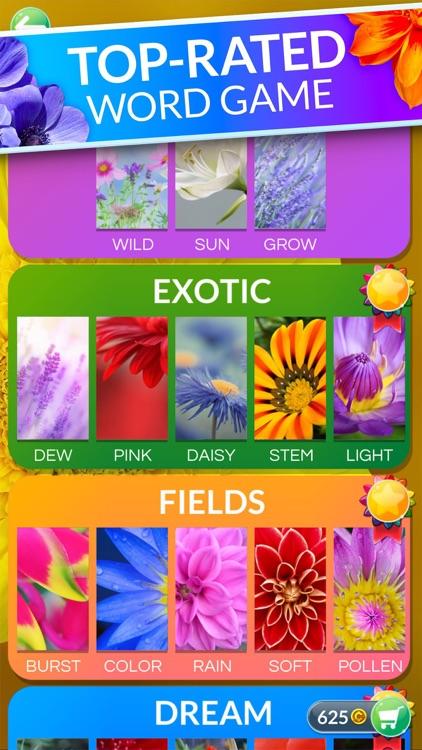 Wordscapes In Bloom screenshot-0