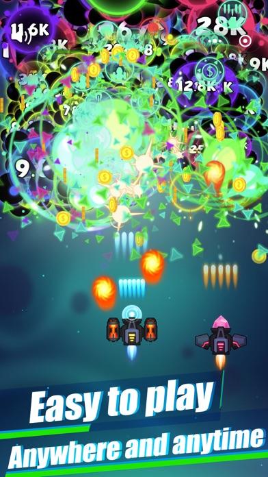 Virus War- Space Shooting Game screenshot 3