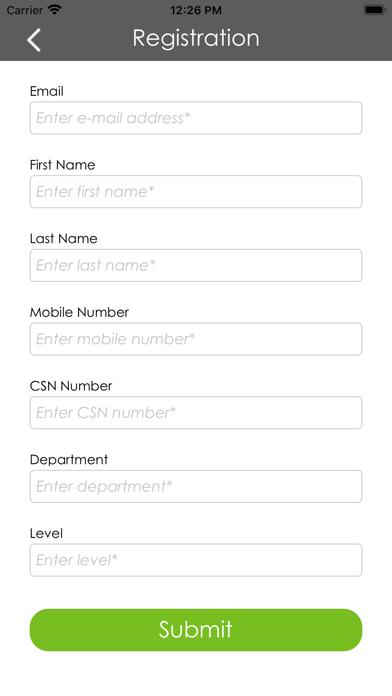 OC-Care screenshot two