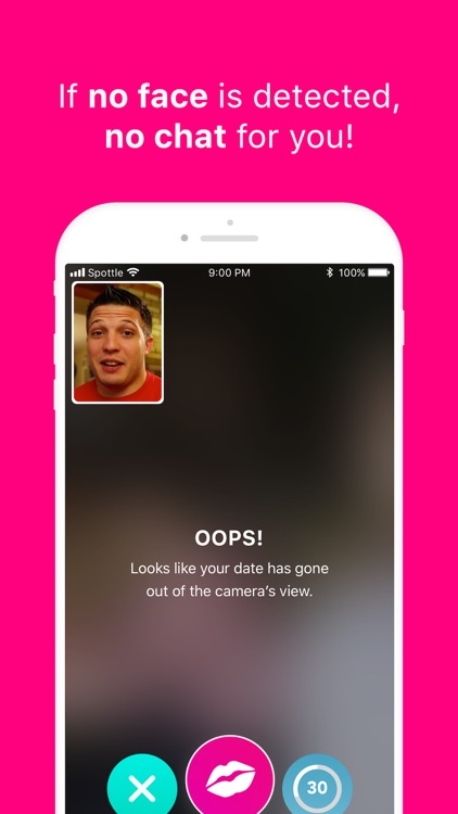 Spottle - Live Video Chat screenshot-5