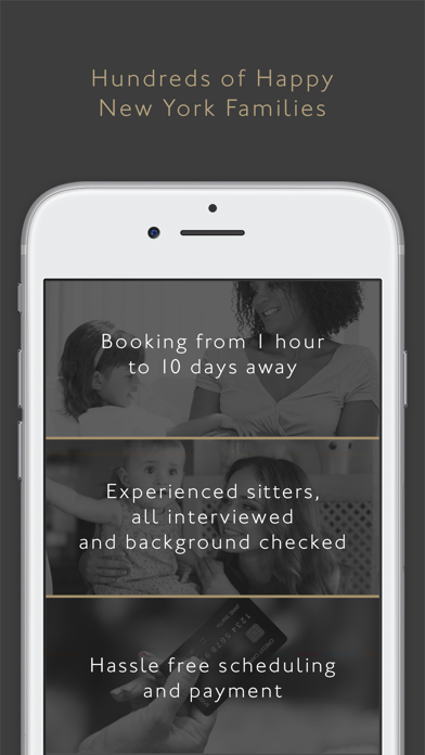 Hello Sitter: Childcare (NYC) screenshot four
