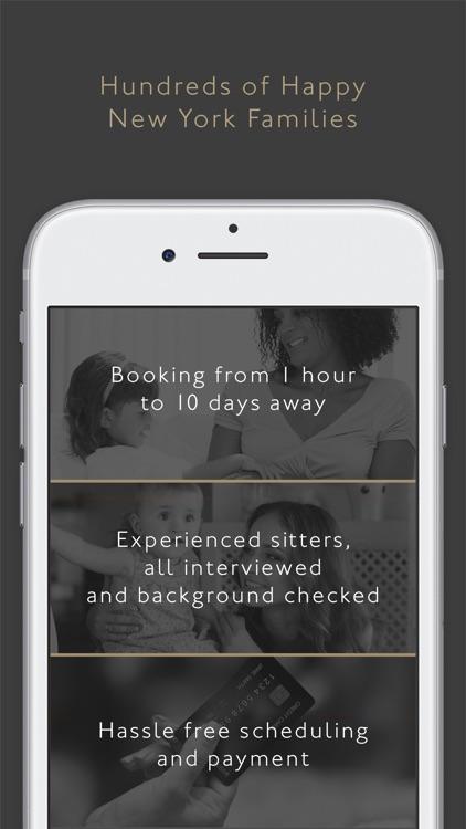 Hello Sitter: Childcare (NYC) screenshot-3