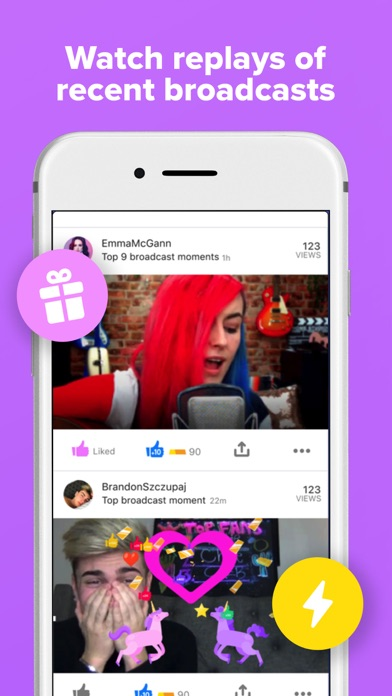 YouNow: Live Stream Video Chat-4