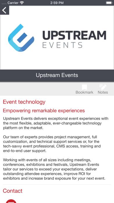 UMWireless Event Portal screenshot 5