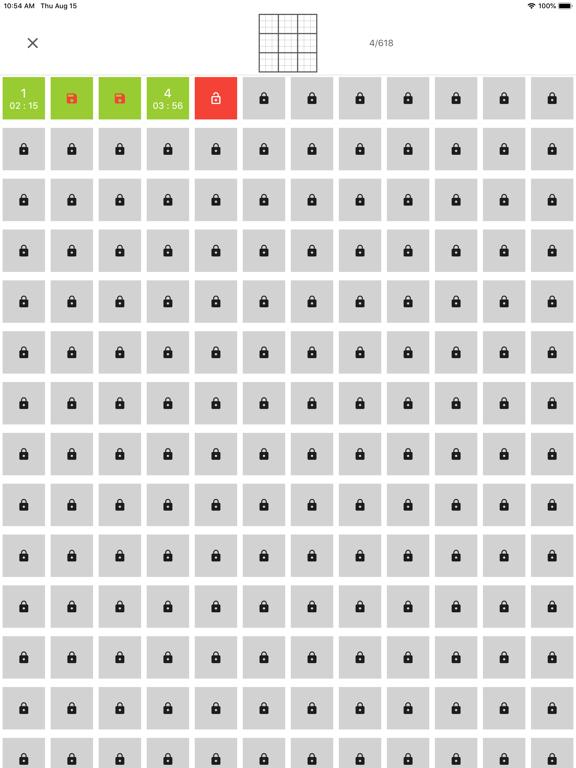 Daily Sudoku - Brain Training screenshot 7