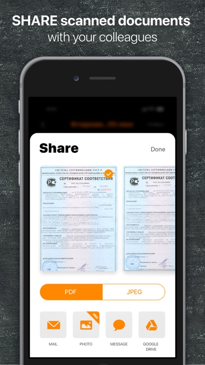 PDF Scanner: Scan Documents screenshot-4