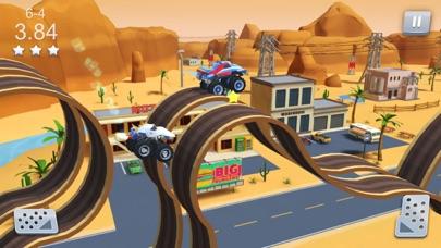 Stunt Racing Car - Sky Driving