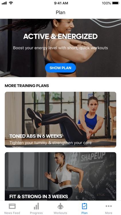 Runtastic Results Bodyweight screenshot-7