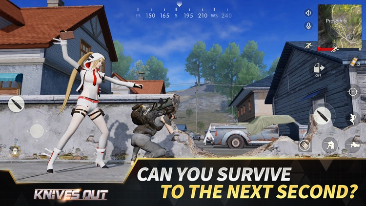 Knives Out screenshot-3