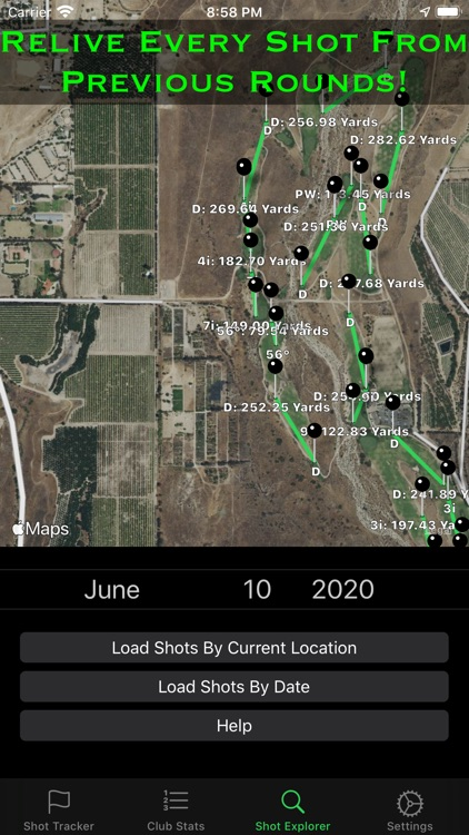 Golf Buddy: GPS screenshot-4