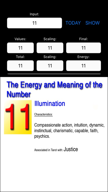 Numerology screenshot-3