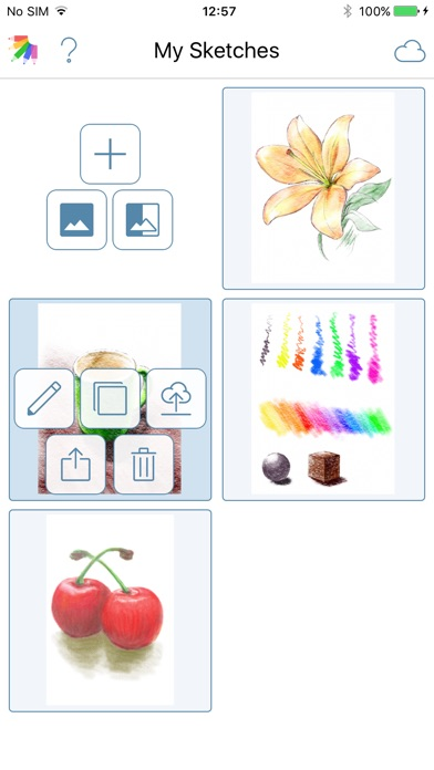 Screenshot for Colored Pencil in France App Store