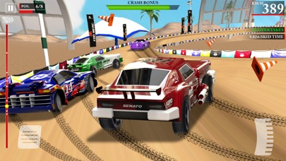 Racing Outlaws MMX Car Raceのおすすめ画像3