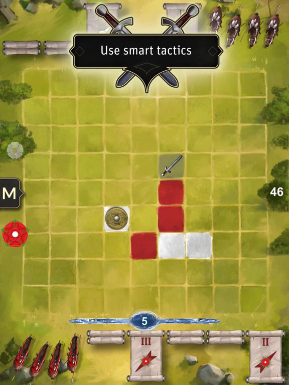King Tactics на iPad