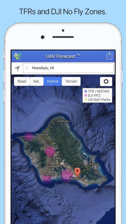 UAV Forecast screenshot-3