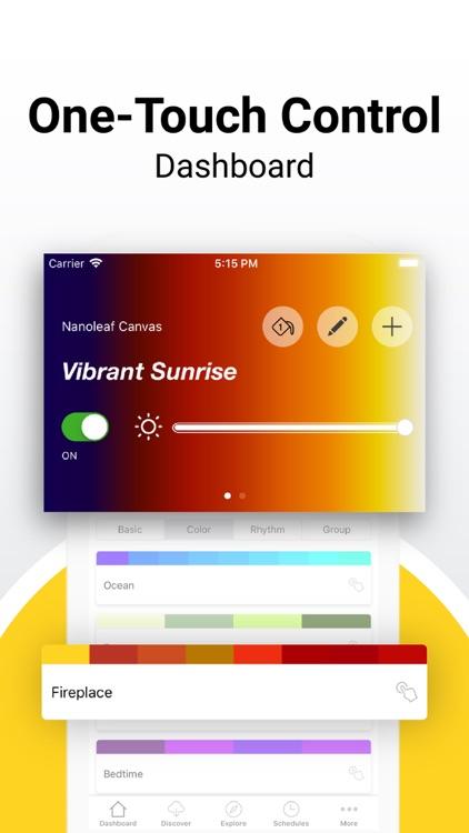 Nanoleaf Smarter Series screenshot-0