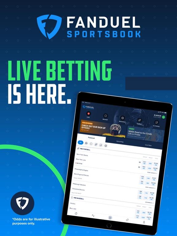 FanDuel Sportsbook & Casino screenshot 5