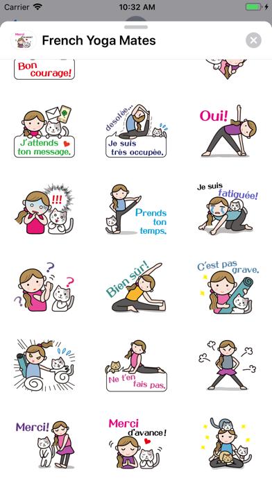 French Yoga Mates screenshot 3