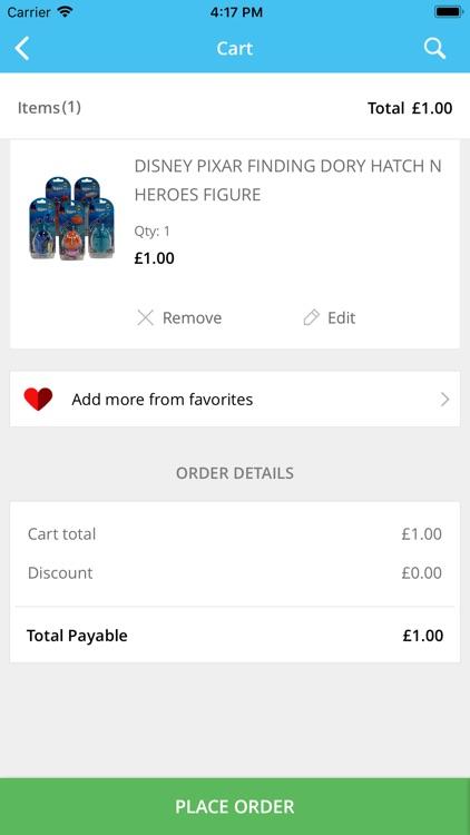 Toys for a Pound App screenshot-3