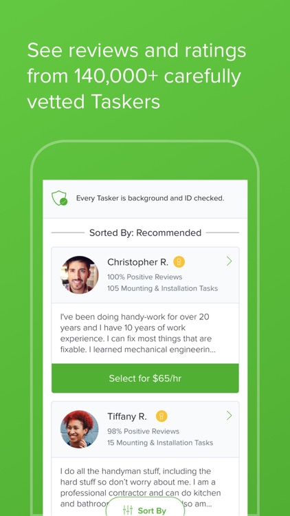 TaskRabbit - Handyman & More screenshot-3
