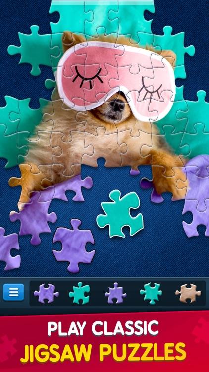Jigsaw Puzzles Clash screenshot-0