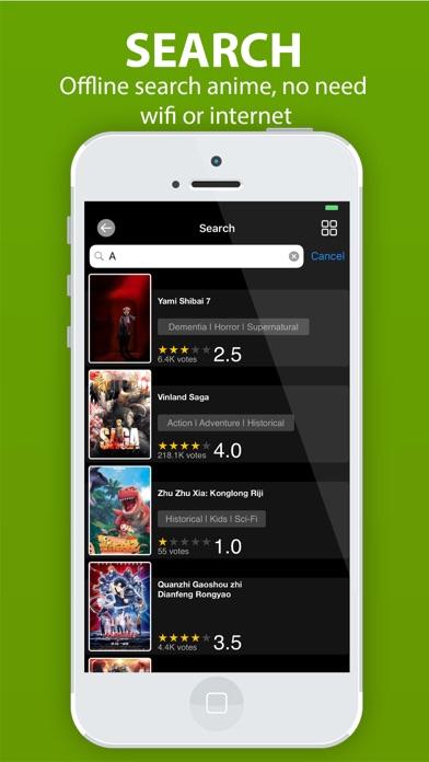 KizzAnime : Anime App Discover screenshot 5