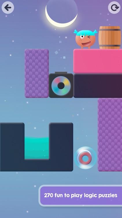Thinkrolls 2: Kids Puzzles screenshot-0