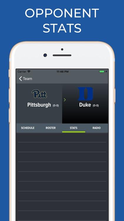 Pitt Football screenshot-7