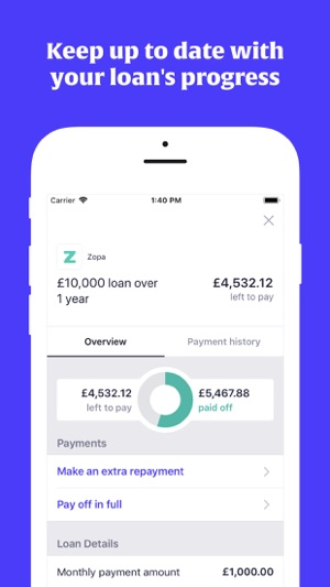 Zopa Feelgood Money On The App Store