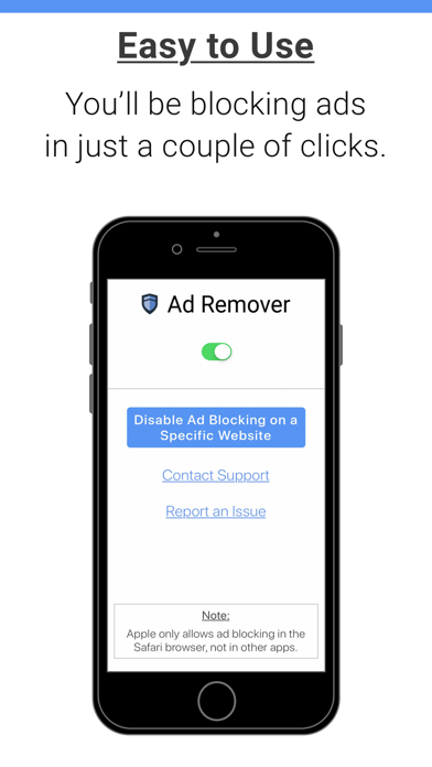 Ad Remover - Ad Blocker Screenshot