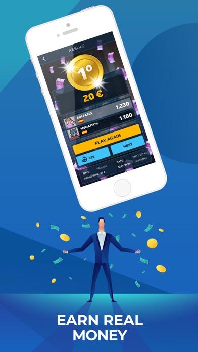 Real Pool: Mobile Money eSport screenshot 4